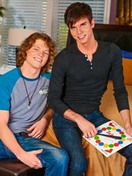Gay Boys Max Flint and Christian Collins