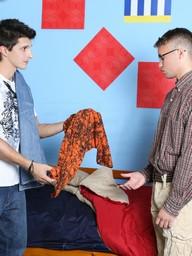 Gay Boys Duane Fontana and Jared King