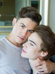 Gay Boys Andy Taylor,Greco Rai