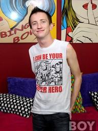 Gay Boy Skyler Evans