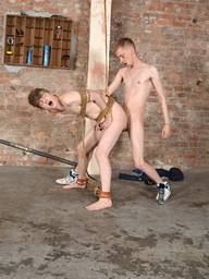 Gay Boys Lyle Boyce and Ashton Bradley