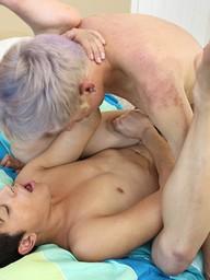 Gay Boys Jamie Sanders And Skyler Williams