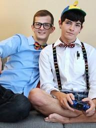 Gay Boys Jacob Grant And Jasper Robinson