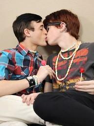 Gay Boys Carmen Delano And Elijah Young