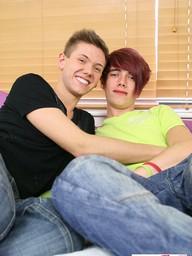 Gay Boy Rhys & Lloyd