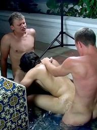 Gay Boys Jacob Marteny, Alex Andrews & Micah Andrews