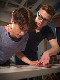 Gay Boys Blake Mitchell and Greco Rai