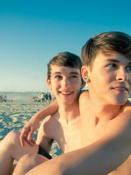 Gay Boys Andy Taylor and Benjamin Baker