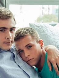 Gay Boys Kody Knight and Brad Chase