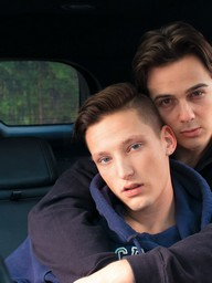 Gay Boys Casey Tanner and Justin Owen