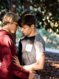 Gay Boys Jessie Montgomery and Kaleb Marshall