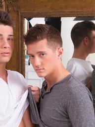 Gay Boys Tyler Hill and Ryan Bailey