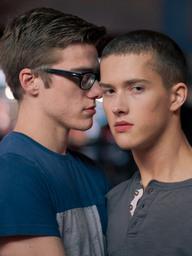 Gay Boys Blake Mitchell and Sean Ford