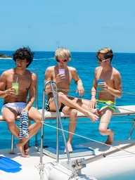 Gay Boys Max Carter,Luke Allen,Kyle Ross