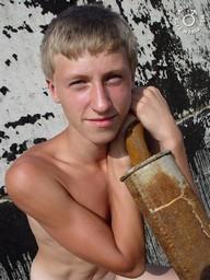 Gay Boy Ivan
