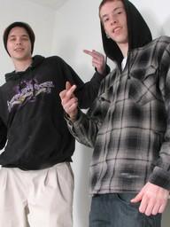 Gay Boys York Reid & Jake Reid