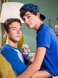 Gay Boys Troy Ryan,Grayson Lange