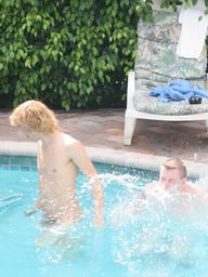 Gay Boys Casey Wood and Todd Hunter